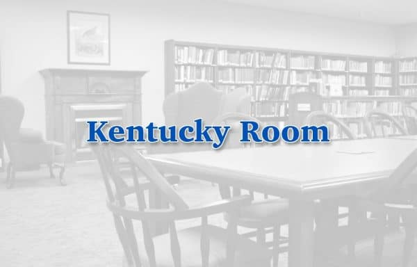 Kentucky Room