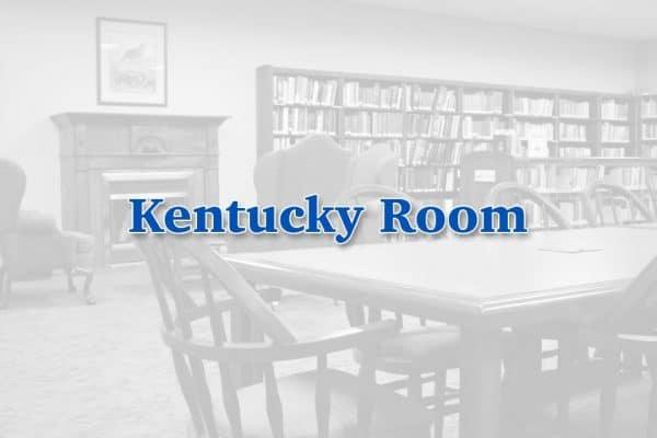 Kentucky Room
