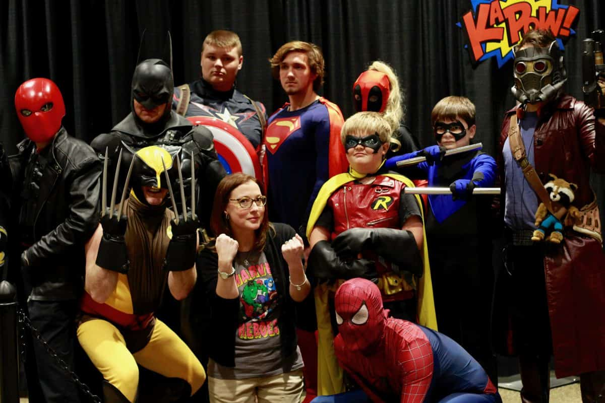Teen And Children Comic Con Laurel County Public Library
