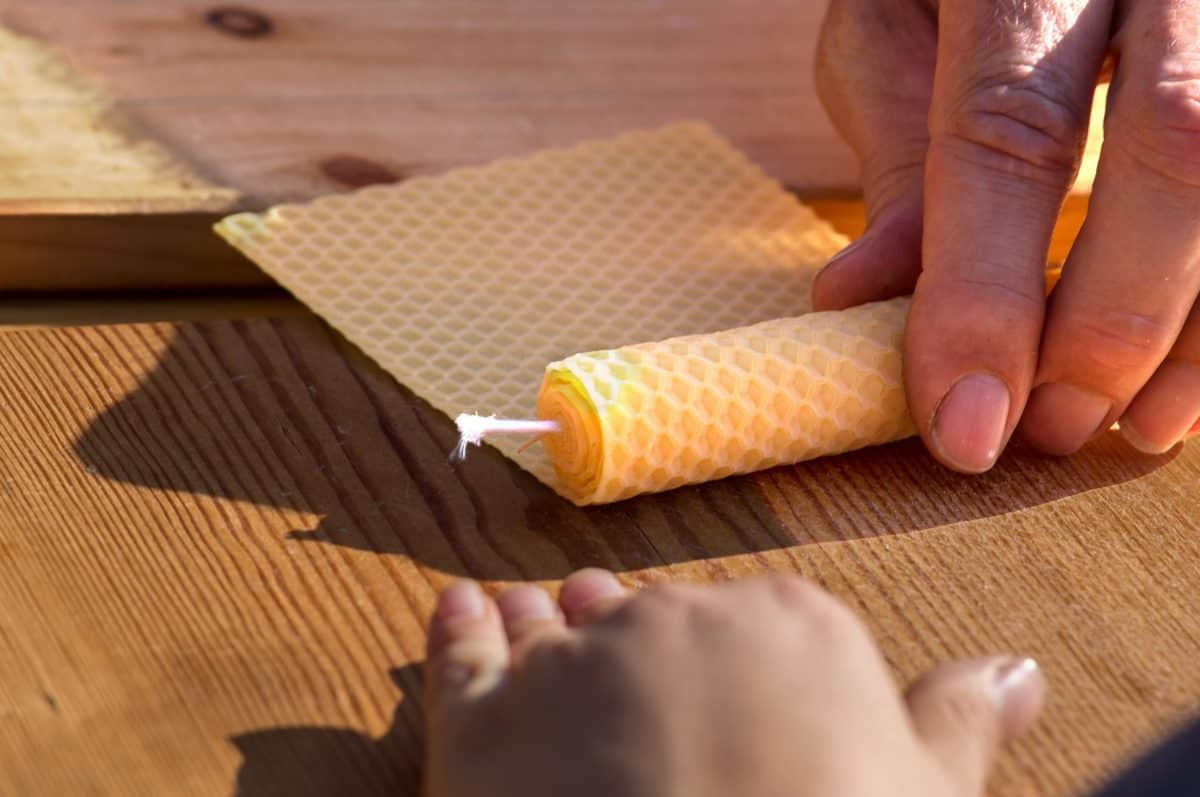 Beeswax Candle Workshop - Laurel County Public Library